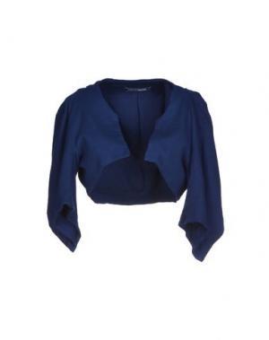 Пиджак EUROPEAN CULTURE. Цвет: синий