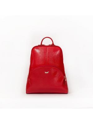 Рюкзак BarBara. Цвет: красный