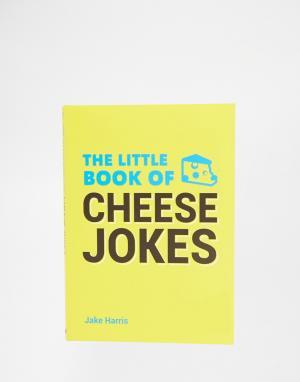 Books Книга Little Book of Cheese Jokes. Цвет: мульти