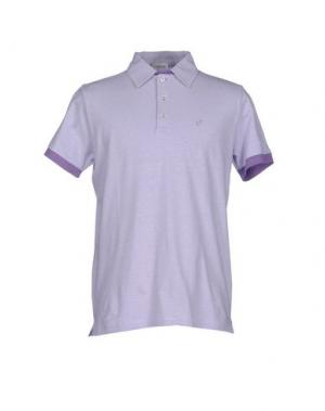 Поло HERITAGE. Цвет: фиолетовый
