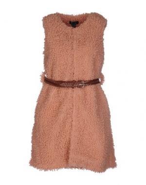 Легкое пальто CUTIE. Цвет: розовый