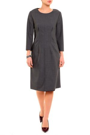 Платье BGN. Цвет: dark steel