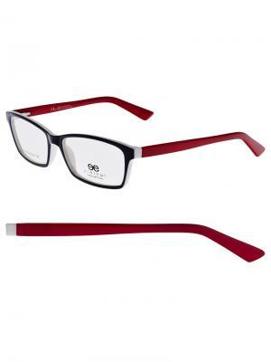 Оправа ET038 Eternal... Цвет: черный, белый, красный
