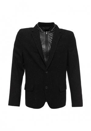 Пиджак Kenneth Cole. Цвет: черный