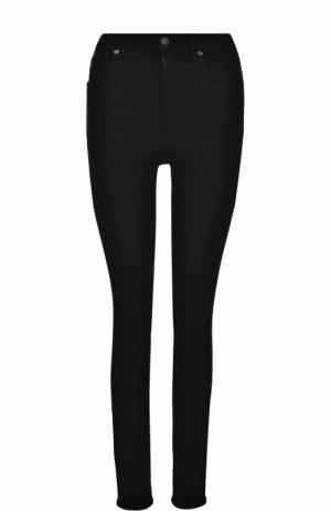 Однотонные джинсы-скинни Citizens Of Humanity. Цвет: черный