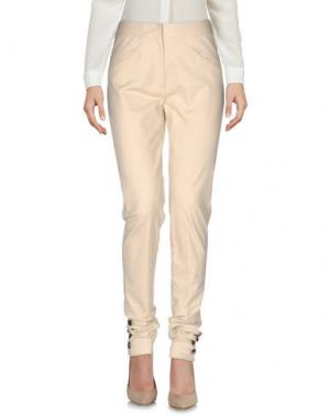 Повседневные брюки DIOR. Цвет: бежевый