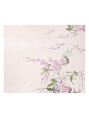 Палантин Eleganzza. Цвет: зеленый, бледно-розовый, лиловый