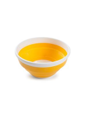 Миска складная Compact 1.4 л (солнечный) Berossi. Цвет: желтый