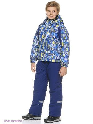 Куртка для мальчика Cherubino. Цвет: синий