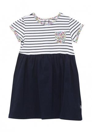Платье Chicco. Цвет: синий