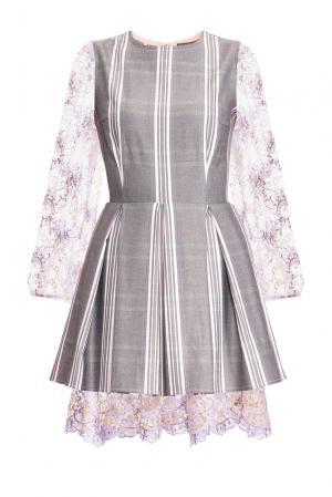 Платье 153741 Msw Atelier. Цвет: серый