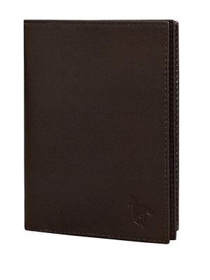 Бумажник водителя с RFID-защитой Dimanche. Цвет: темно-коричневый
