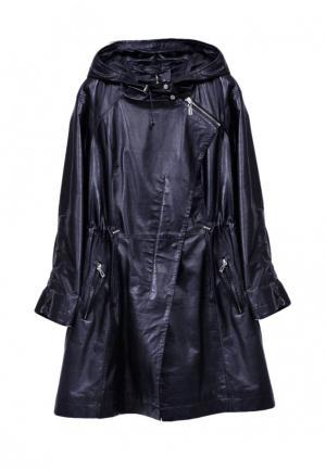 Куртка Albertini Collezione. Цвет: черный