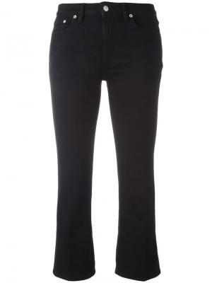 Джинсовые брюки Funny Golden Goose Deluxe Brand. Цвет: чёрный
