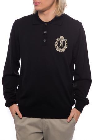 Рубашка-поло Billionaire. Цвет: черный