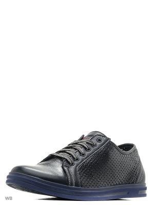 Ботинки Hardline. Цвет: синий