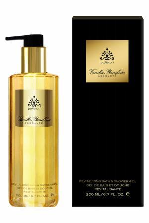 """Гель для душа и ванны """"Ванильная орхидея"""" 200ml Panpuri. Цвет: без цвета"""