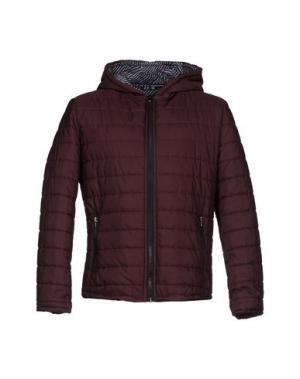 Куртка S_D SIDE. Цвет: пурпурный
