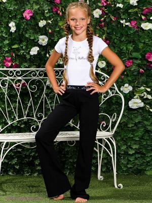 Брюки Arina Ballerina. Цвет: черный