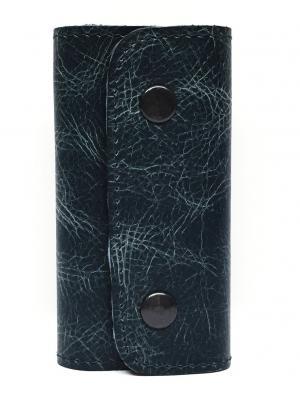 Ключница PORTE. Цвет: темно-зеленый