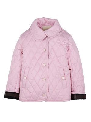 Куртка Pulka. Цвет: бледно-розовый
