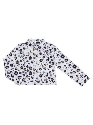 Куртка CHICCO. Цвет: молочный, бежевый