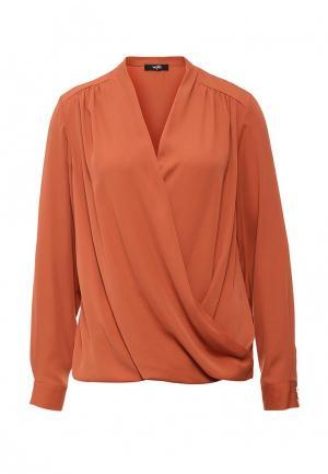 Блуза Wallis. Цвет: оранжевый