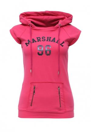 Худи Marshall Original. Цвет: розовый