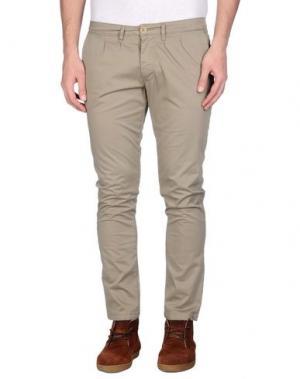 Повседневные брюки - -ONE > ∞. Цвет: серый