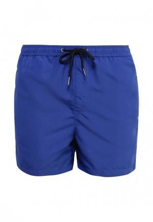 Шорты для плавания Jack & Jones. Цвет: синий