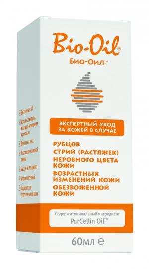 Специальный уход Bio-Oil 60мл