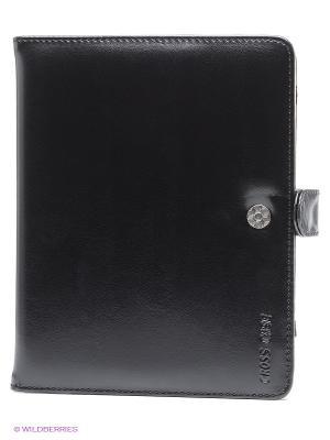 Чехол универсальный, 8 Cross Case. Цвет: черный