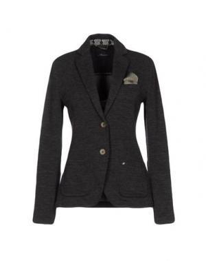 Пиджак MASON'S. Цвет: свинцово-серый