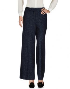 Повседневные брюки JEANPAUL KNOTT. Цвет: синий