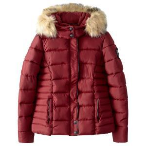 Куртка стеганая с капюшоном KAPORAL 5. Цвет: бордовый,синий морской,черный
