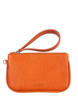 Клатч Artskill. Цвет: оранжевый