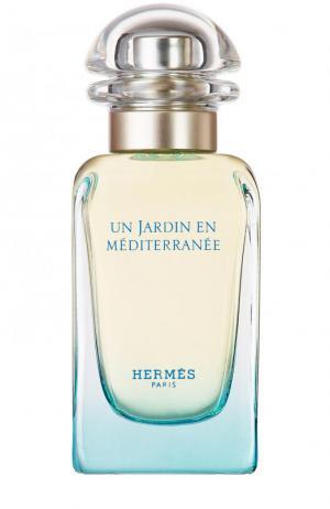 Туалетная вода Un Jardin en Méditérannée Hermès. Цвет: бесцветный