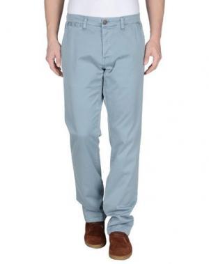 Повседневные брюки SEAL KAY INDEPENDENT. Цвет: грифельно-синий