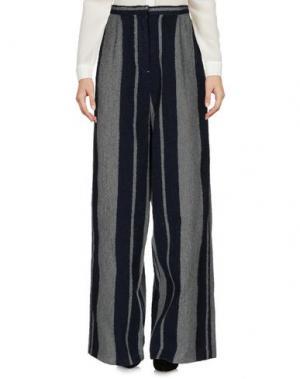 Повседневные брюки MULLER of YOSHIO KUBO. Цвет: серый