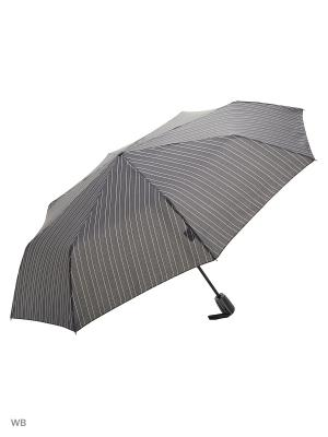 Зонт Doppler. Цвет: серый