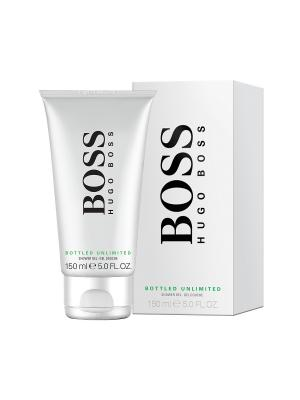 Гель для душа Hugo Boss Bottled Unlimited, 150 мл.. Цвет: прозрачный