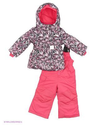 Комплект одежды Gusti. Цвет: серый