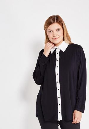 Рубашка Артесса. Цвет: черный