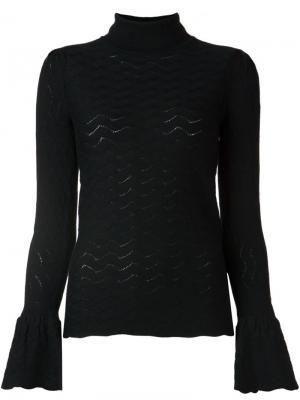 Textured roll neck jumper Co. Цвет: чёрный