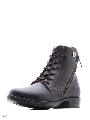 Ботинки Bottero. Цвет: коричневый