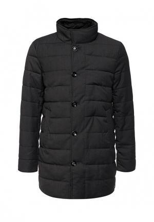 Куртка утепленная Celio. Цвет: серый