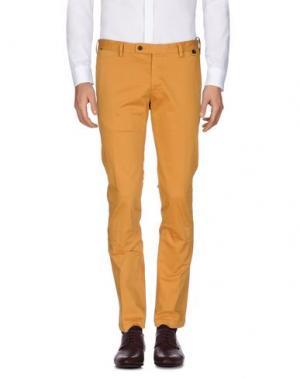 Повседневные брюки AT.P.CO. Цвет: охра