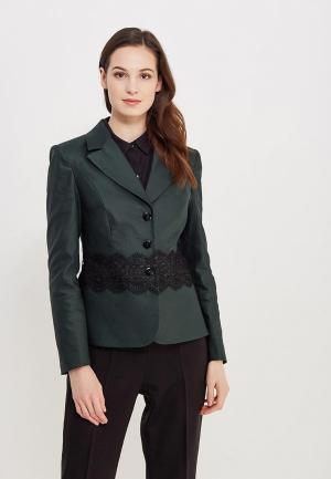 Жакет Mayomay. Цвет: зеленый