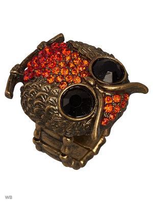 Кольцо AVGAD. Цвет: красный