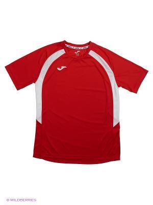 Футболка Champion Iii Joma. Цвет: красный